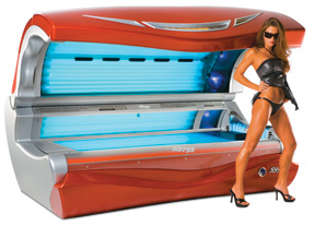 Sunvision Staytan Commercial Tanning Beds